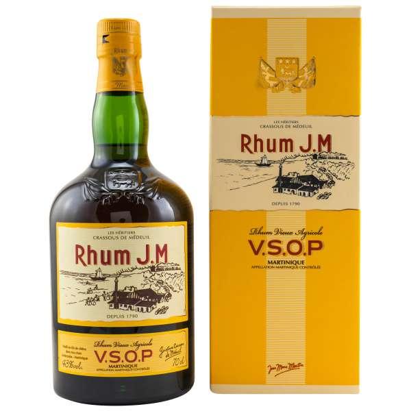 Rhum J.M V.S.O.P