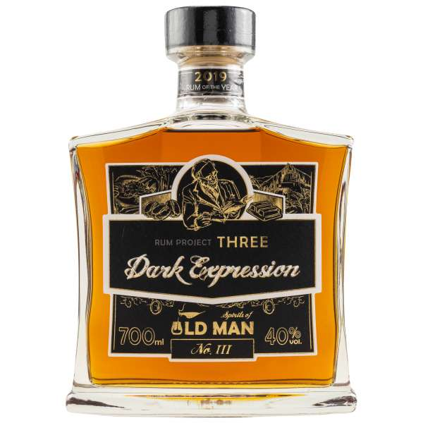 Old Man Rum Project Three