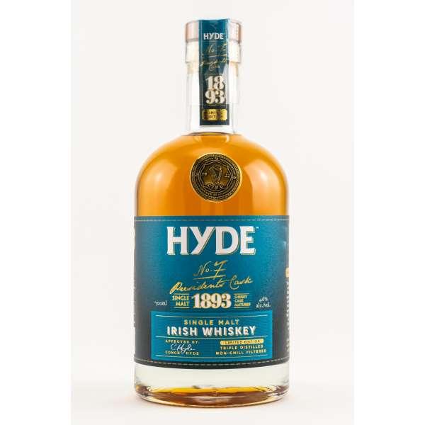 Hyde No.7 Sherry Matured