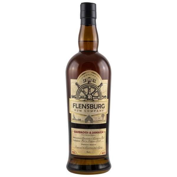 Flensburg Rum Company - Barbados & Jamaica