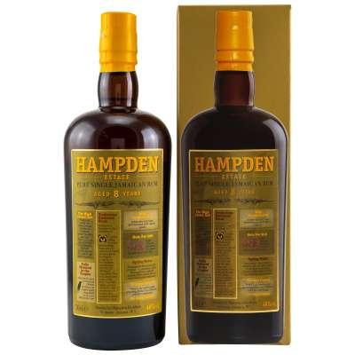 Hampden Pure Single Jamaican 8 Jahre