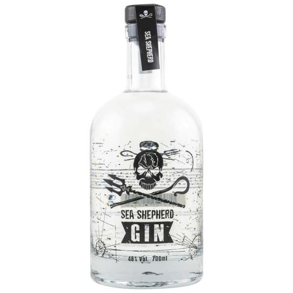 Sea Shepherd Gin