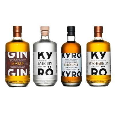 KYRÖ-Tasting Set