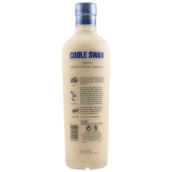 Coole Swan Superior Irish Cream