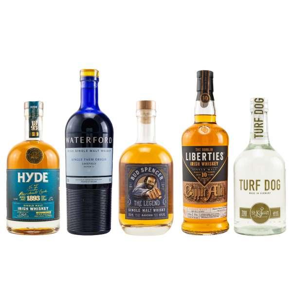 St. Patrick's Day 2021 Whiskey-Tasting